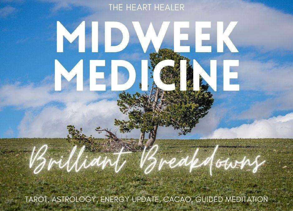 Midweek Medicine:  Brilliant Breakdowns