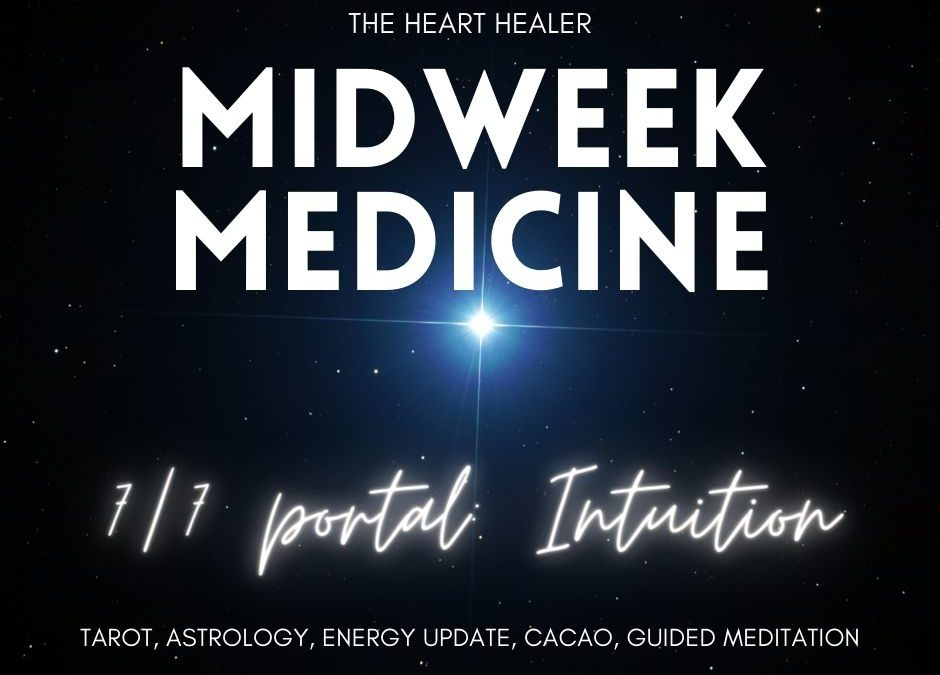 Midweek Medicine: 7/7 Portal: Intuition