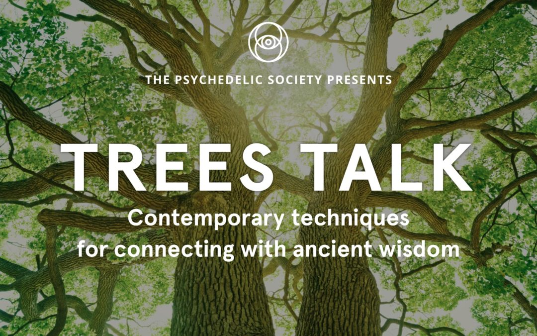 Trees Talk with the Psychedelic Society