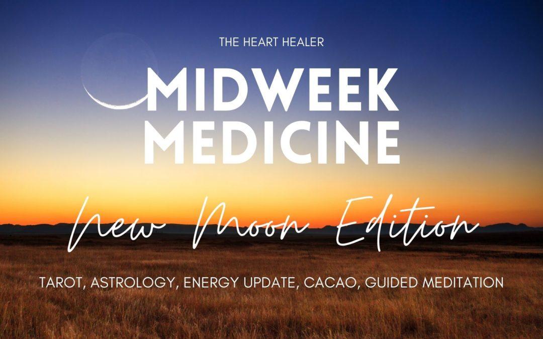 Midweek Meditation: New Moon