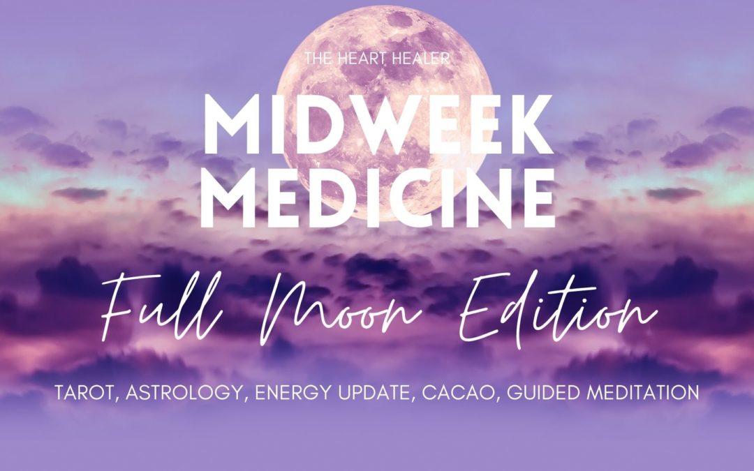 Midweek Meditation Full Moon