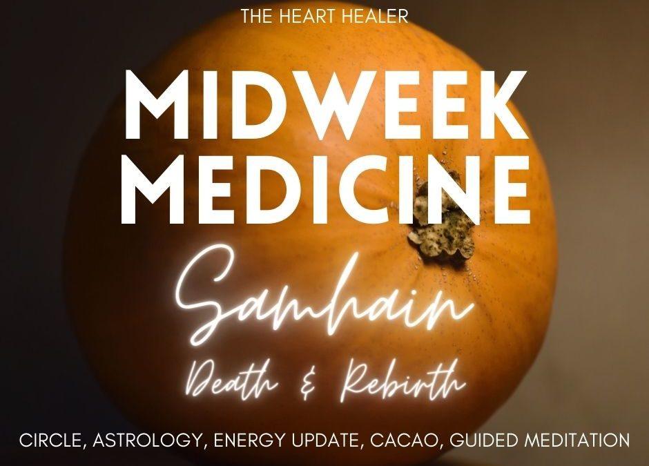 Midweek Medicine: Samhain
